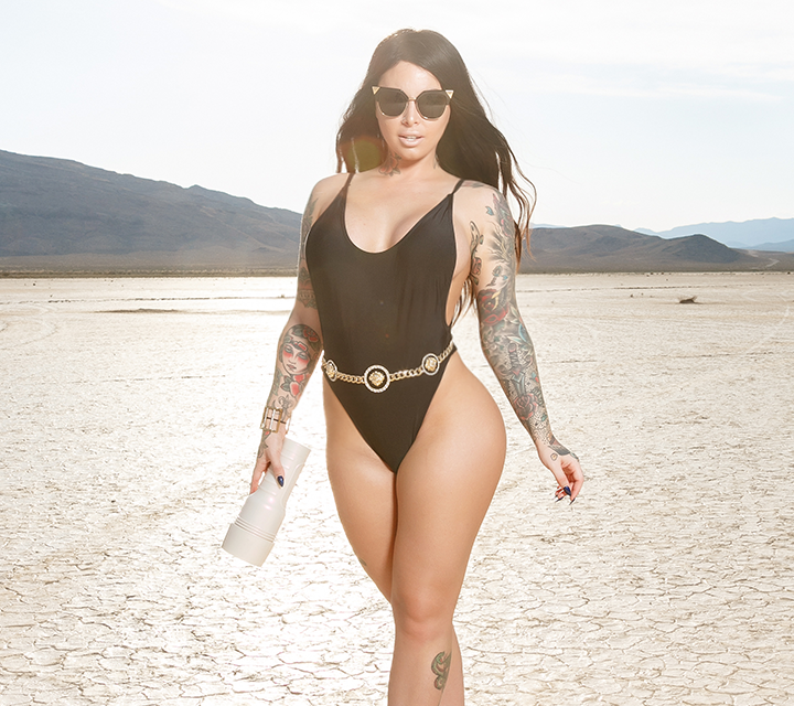 FLESHLIGHT  SIGNATURE Мастурбатор Christy Mack Attack