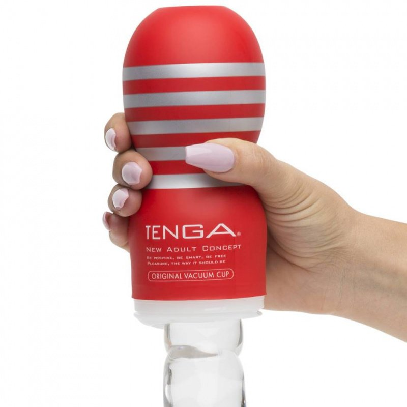TENGA Мастурбатор Deep Throat US