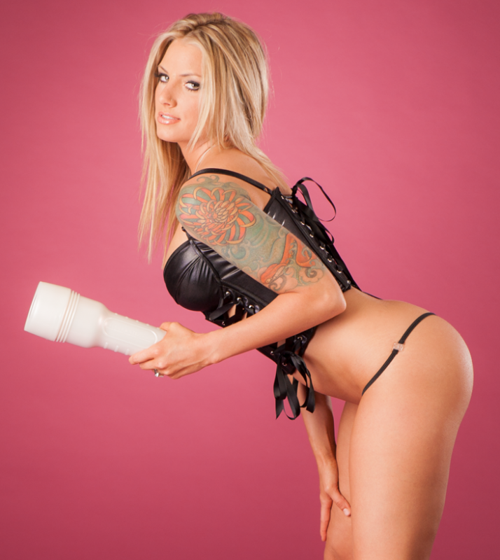 FLESHLIGHT  SIGNATURE Мастурбатор Teagan Presley Primal